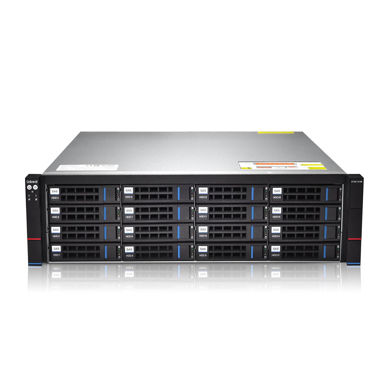 LG316S-REH2 第二代单路16盘位存储服务器