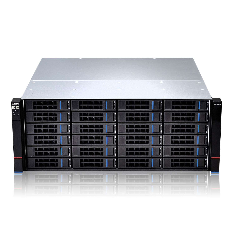 LC424S 单路24盘位存储服务器