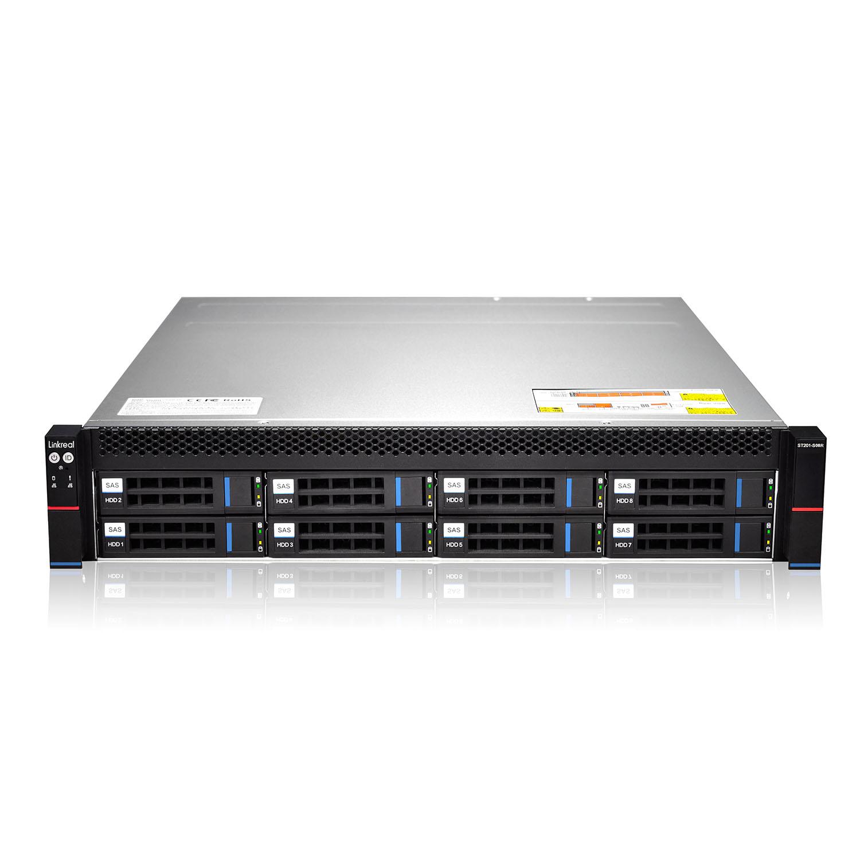 LG208S-RH 单路8盘位存储服务器