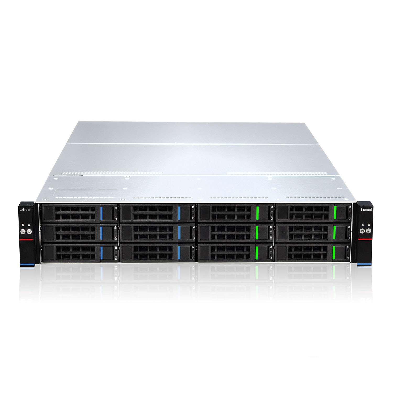 LG212D2-RF 双节点12盘位计算服务器